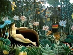 Le Rêve, Henri Rousseau
