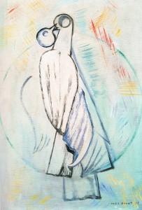 Les Diamants conjugaux, Max Ernst, Chassé-croisé Exhibition Catalog,  Fernet-Branca Contemporary Art Center